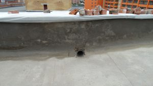 Ремонт крыши 3